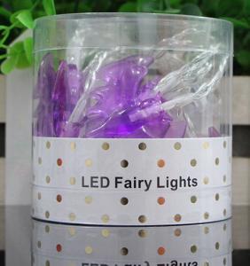 Quality Purple bat led fairy string halloween led decorative string for sale