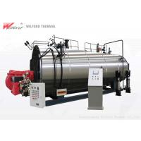 China 6 T / H Natural Gas /Diesel Oil  steam Boiler Steam Cleaning on sale