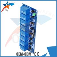 Wholesale 5V / 9V / 12V / 24V 8 Channel Relay Module for Arduino , arduino relay module from china suppliers