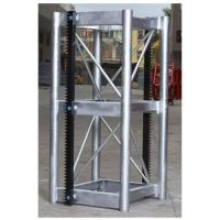 Wholesale Lifting Mechanism Hoist Galvanized Steel Section , Building Site Hoist Structural Steel Sections from china suppliers