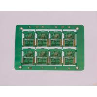 Wholesale FR4 Halogen Free Mass PCB Layout Design With Dark Brown Solder Mask from china suppliers