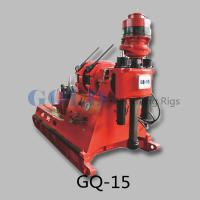 Wholesale hydraulic foundation drill rig GQ Model, diamond core drilling rig mud rotary drilling from china suppliers