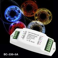 Quality 5A*3 channels 0-10V led dimming driver, Constant Voltage PWM 0-10v led dimmer for sale