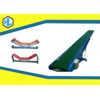 Wholesale Portable Long Powered Straight Belt Conveyor Machine Adjustable Lift Height from china suppliers