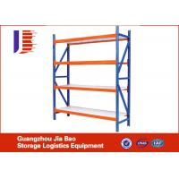 Wholesale Warehouse Storage Light Duty Racking System Slotted Angle Shelving from china suppliers
