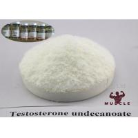 Wholesale Muscle Gaining Pure Testosterone Steroid , Oral Testosterone Undecanoate Andriol Test U from china suppliers