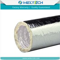 Wholesale Acoustic Ducting Insulated diam 125mm/12.5cm from china suppliers