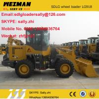 Wholesale SDLG  small front loaders  LG918 with quick coupler GP bucket, mini loader, small agricultural tractor for sale from china suppliers