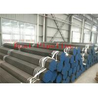 Hydraulic System Tubes Seamless Steel Pipe EN 10305-4 E 235 + N Long Lifespan for sale