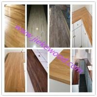 Wholesale sell ash  wood  kitchen worktops from china suppliers