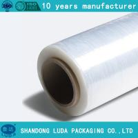 Wholesale cheaper price LLDPE pallet polyole pallet stretch film from china suppliers