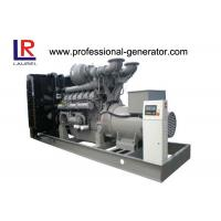 Wholesale Powerful Open Diesel Generator 6 Cylinders 400 / 230V Diesel Powered Generator Set from china suppliers