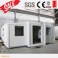 Wholesale Insulated Expandable folding granny flat / relocatable shed / weekender from china suppliers