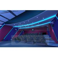 Wholesale Attractive Theme 5D Movie Theater With 7.1 Audio System And Pipes from china suppliers