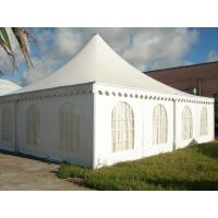 Wholesale Pagoda Party Tent Aluminum Frame Material Outdoor Anti Rust For Car Exhibition from china suppliers