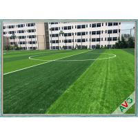 Wholesale Olive Shape Football Field Soccer Artificial Grass Anti UV 2 / 4 / 5m Roll Width from china suppliers