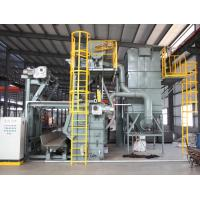 Buy cheap Catenary Type Shot Blasting Machine from wholesalers