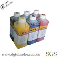 Wholesale Water - proof 1L Per Color Eco Solvent Ink For Epson DX4 DX5 DX6 Printhead from china suppliers