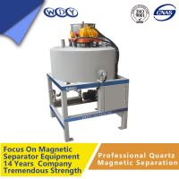 Wholesale Electro Dry Magnetic Separator Metal Scrap 50000gs 440v Magnetic Drum Separator from china suppliers