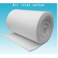 Wholesale 12mm Pre Filter Media G2 / EU2 , Reusable White Air Pre Filter Material Roll from china suppliers