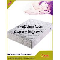 Wholesale Hotel Bedroom Bedding Furniture Spring Bed Mattress Firm from china suppliers
