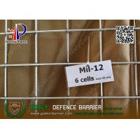 Quality HMIL12 2.13m high Army Defensive Barrier for Military Security | ISO certificated China company for sale