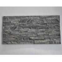 Wholesale Hottest Natural Black Wood Wall cladding stone,Ledgstone Tiles On Ptomotion from china suppliers