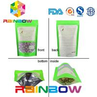 Wholesale The most fresh raw material pouch with stand up Aluminum Foil packaging with printing / Food grade packaging from china suppliers