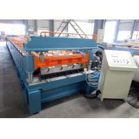 Wholesale Mexico Market Width1219mm Floor Deck Roll Forming Machine 440v / 60HZ from china suppliers