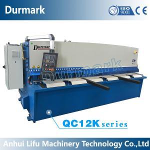 Wholesale QC12K-12*3200 Carbon steel shearing machine Mild steel shearing machine from china suppliers