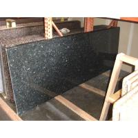 "Wholesale Emerald pearl Black Granite Kitchen Countertop / benchtops / cabinets 108"" x 25"" from china suppliers"