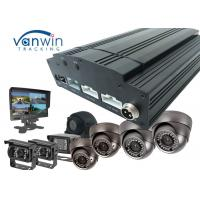 Wholesale Standalone 4G video HDD 8CH MDVR / AHD Mobile DVR 720P Car DVR with free CMS software from china suppliers