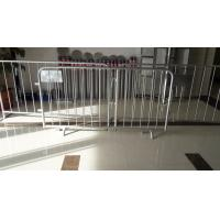 Buy cheap Bridge Foot Crowd Control Barriers from wholesalers