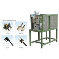 Wholesale 3 Flat Pin Semi Automatic Crimping Machine AC Power 220V Argentina Standard from china suppliers