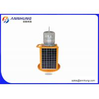 Wholesale Marine Signal Light / Solar Marine Lantern Safe Navigation Aids 256 Characters from china suppliers