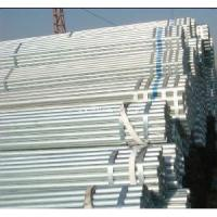 Wholesale galvanized round threaded pipe from china suppliers