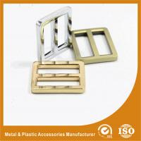 Wholesale Bag Buckle 25.6X20.3X3.6MM Adjustable Metal Zinc Buckle For Bags Or Shoes from china suppliers