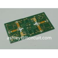Wholesale 4 Layer FR4 Polymide Rigid Flexible PCB IC Controller Gold Plating from china suppliers