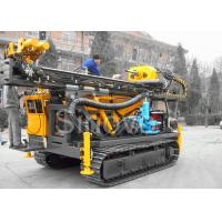 Wholesale Hydraulic Sinovo Core Drilling Rig Cummins engine  SD-1200 with drill depth 600m and drill diameter114mm from china suppliers