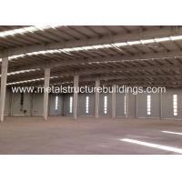 Wholesale Recyclable Metal Structure Buildings , Structural Steel Workshop Australian standard from china suppliers