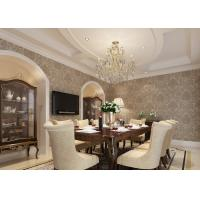 Wholesale Eco - Friendly Victorian Style Wallpaper Victorian Wall Paper For TV Background from china suppliers