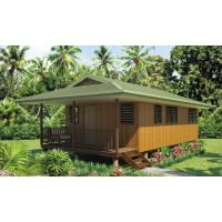 Wholesale 4bedroom,Cyclone proof, Australian Standard, Australia, Europe,PNG exported Light Steel Framing Wooden Design Bungalow from china suppliers