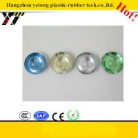 Wholesale 100mm traffic roadway safety glass road stud crystal glass road stud cat eye from china suppliers