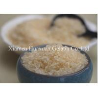 Wholesale Fresh Animal Skin Medical Gelatin 180 - 250Bloom For Soft / Hard Capsule from china suppliers