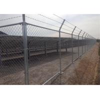 Wholesale galvanized chain link fence-diamond wire mesh- pvc coated chain link fence from china suppliers