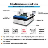 Wholesale High Precision Image Optical Measuring Testing Machine U.S.TEO color CCD Cameras 3D from china suppliers