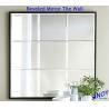 Buy cheap Decorative Irregular Shape Beveled Edge Mirror Tiles / Beveled Edge Decorative Glass Mirror from wholesalers