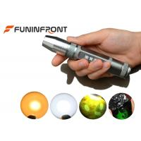 Quality CREE Q5 White Light Expert Jade Flashlight Portable for Gem, Jewelry Appraisal for sale