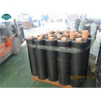 Wholesale Eco-friendly Anti Rust PVC Pipe Wrap Tape Roll for Pipe Wrapping Coating Material from china suppliers