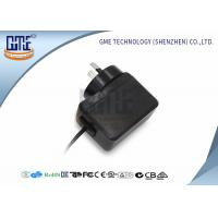 Wholesale 6V AU Plug Medical Power Adapter AC DC Black 0.5a 50000 Hours MTBF from china suppliers